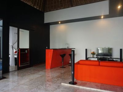 Photo for Stunning 1 Bedroom Villa with a private pool