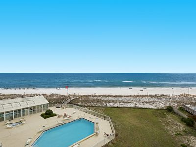 Photo for $259/nt Aug 14-21 +5%Off 7Nts* Spacious Oceanfront 5th Flr Condo w/3 Master Sts