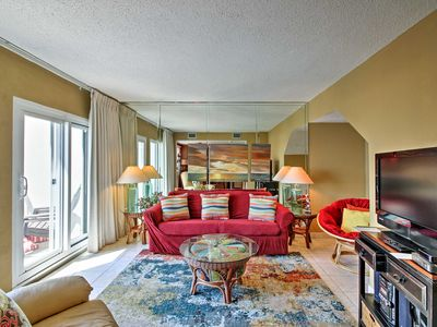 Photo for Bright Panama City Beach Condo w/ Ocean Views!