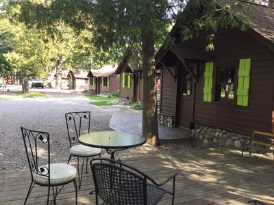 Photo for Rent The Entire Resort ~ 7 Modernized Cozy Cabins Together On The Platte River!