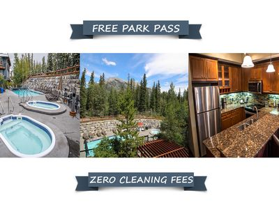 Photo for Luxury Alpine Resort~Hot Tubs~Heated Pool & Mountain View