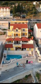 Photo for Villa Sunset 3 bedroom apartment with sea view and swimming pool, 2 bathrooms
