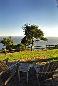 Photo for Coast Ranch Adobe with Private Beach
