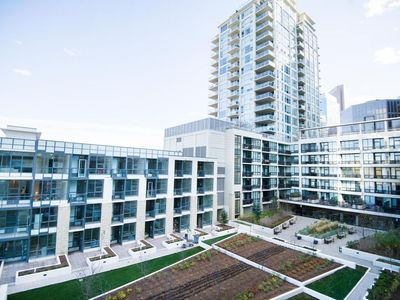 Photo for Executive Suites By Roseman - Waterfront 1 Bedroom - Alberta, Canada