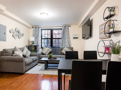 Photo for ✪ Center City Style & Comfort ✪ 4k TV + WiFi ✪ Close to Everything ✪