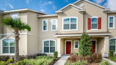 Photo for Beautiful 3 Bed Pool Townhome At Solara Resort