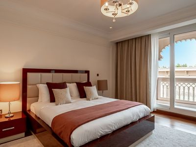 Photo for Luton Vacation Homes - Cozy 1BR apartment in Grandeur Residence, Palm Jumeirah