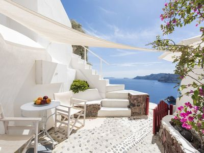 Photo for White Cave Villa by Caldera Houses