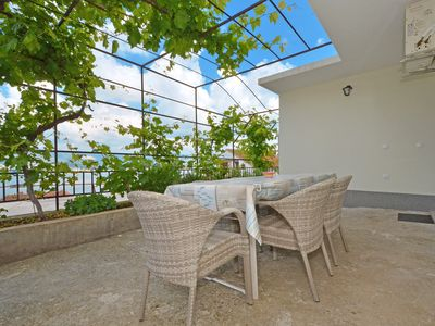 Photo for GRIGIC - 2 bedroom apartment for 4 persons, 170m from a beach