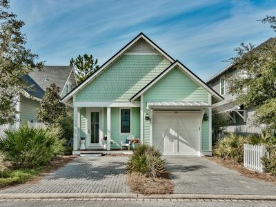 Photo for La Bella Vida: Beautifully Decorated 3BR Beach Home in Watersound West Beach!