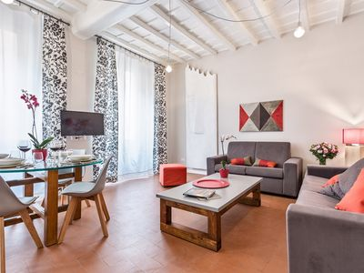 Photo for Grotta Pinta 3 | Spacious and elegant just few steps from Piazza Navona