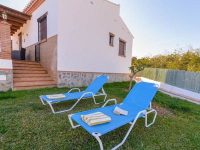 Photo for Vacation home VILLA TOÑI in Nerja - 5 persons, 3 bedrooms