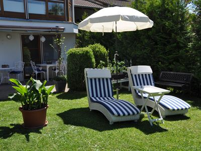 Photo for Apartment Salemo / 2-4Pers. Nice, modern and cozy 2Zi. Apt, W-LAN, Terrace / garden
