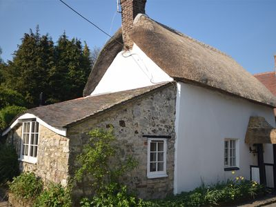 Photo for 2 bedroom Cottage in Lulworth Cove - DC093