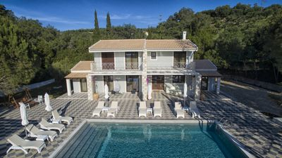 Photo for Luxury Villa Jupiter, Where Nature generously provides quietness and privacy