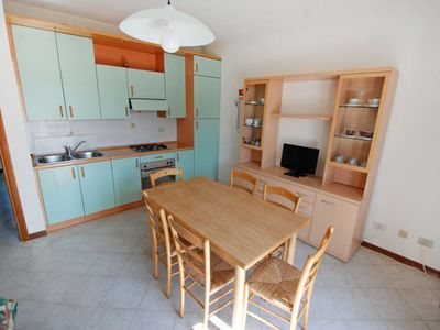 Photo for Apartment Green in Eraclea Mare - 6 persons, 2 bedrooms