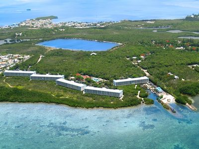 Photo for Key Largo Suites, Standard One Bedroom Oceanview Suite Your options for fun and adventure are unlimited!