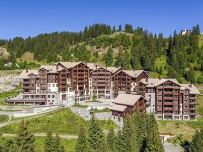 Photo for Residence Les Terrasses d'Hélios, Flaine  in Französisches Binnenland - 6 persons, 2 bedrooms