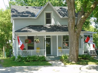 Photo for Beautiful semi detached 1880's house and B&B,  Courthouse B&B