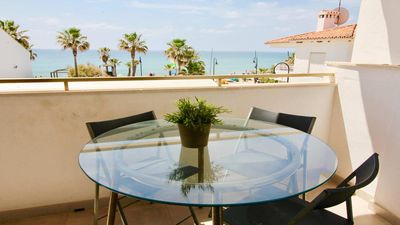 Photo for CalaBella -Modern 3BR Apartment in 1 min Walk to La Cala Beach