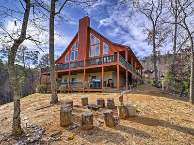 Photo for NEW! 'Makin' Memories' Pigeon Forge Area Cabin!