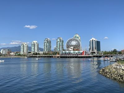 Photo for Beautiful Townhouse at the foot of False Creek