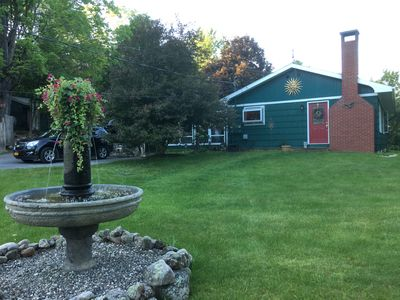 Photo for 2BR Cottage Vacation Rental in Upper Jay, New York