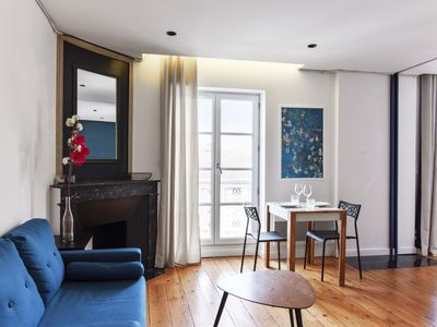Photo for Quiet architect flat at the heart of Toulouse, Capitole Square - Welkeys
