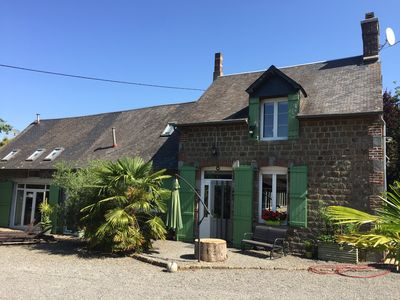 Photo for Spacious accommodation with indoor pool in rural Normandy