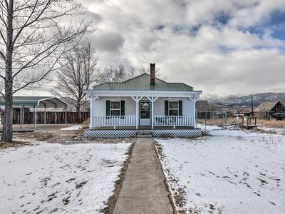 Photo for NEW! Circleville Cottage w/Patio - Near the Big 5!