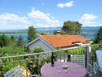 Photo for Vacation home Maravic  in Dobrinj, Isle of Krk - 7 persons, 2 bedrooms