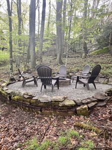 Photo for Great Location, Club Member, Walk To Resort & Fire pit!