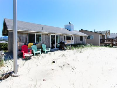 Photo for Dog-friendly oceanfront home near beach & trails! Enjoy shared pool & game room!