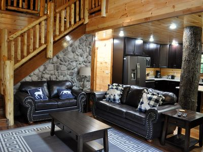 Photo for Feels Like Home: Adorable, BRAND NEW, cabin right in the heart of it all!