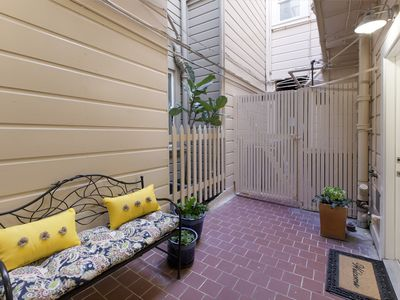 Photo for Unique Micro-Suite in SF's Best Neighborhood (feet from Fisherman's Wharf)