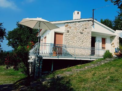 Photo for Villa in the country with a view of Lake Garda, Torri del Benaco