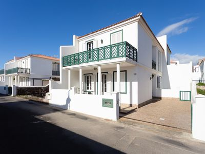 Photo for Beautiful house a few steps from the sea, in the wonderful town of Abades