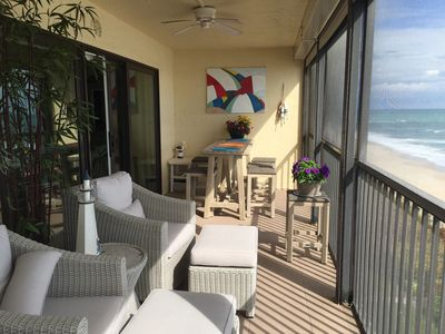 Photo for Oceanfront-Spectacular-Newly Furnished and Beautiful—Surf  side ambience
