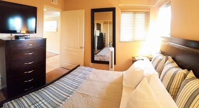 Photo for Handsome 1 Bedroom Apt. In Center Of Village Walk To Everything!