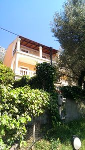 Photo for apartment for 4 people near the beach, Barbati