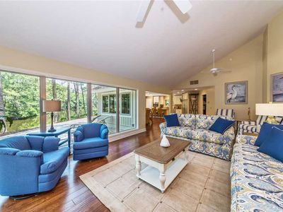 Photo for Slack Tide 6, Sleeps 11, Pet Friendly, Lagoon View, 4 Bedrooms