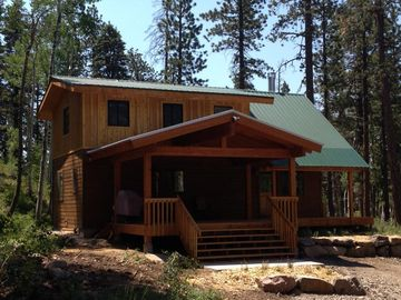 Secluded Beautiful Mountain Home - Less than 2 Miles to Ski - Pets Welcome