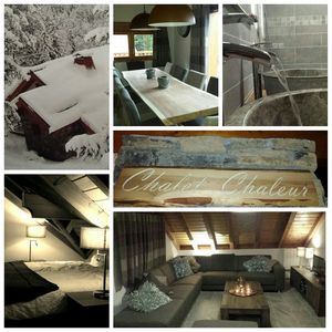 Photo for Renovated luxury detached 10 person chalet at the ski slope in Oz / Alpe d'Huez