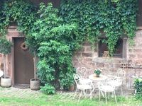 Tranquil surroundings, charming property.
