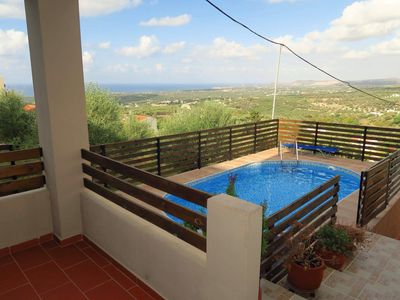 Photo for Exclusive Villa Giannis with private pool and amazing views