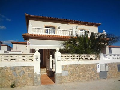 Photo for Catalunya Casas: Modern Miami Platja villa for 7 guests, a 5-minute walk from the beach!