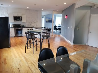Photo for Contemporary Midtown Home- 2.1 miles from Benz- Sleeps 12- Marta bus at the door