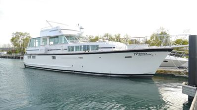 Photo for Adeline's Sea Moose ~ Moored Right Next To McCormick Place ~ Luxury Yacht Stay!