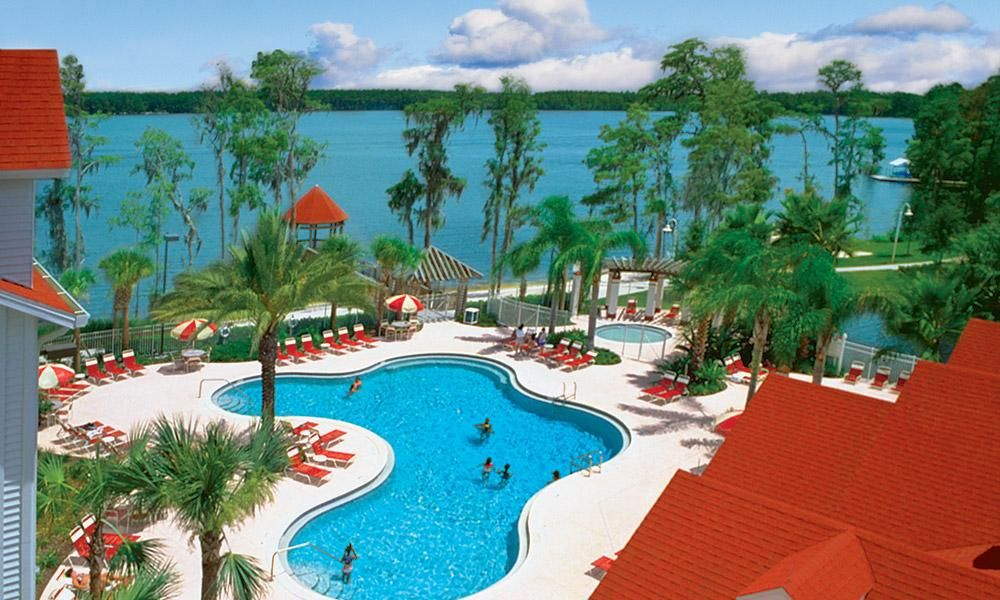 Lakefront Resort w/ Pools, Beach, Watersports, WiFi & Just 2 Miles From Disney!