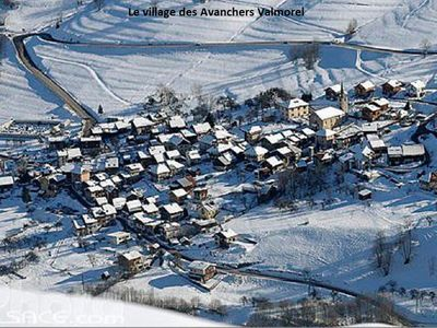 Photo for Pretty Savoyard chalet of 112 m² for 9 people with wood stove